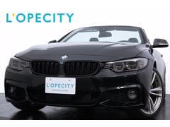 BMW435iカブリオレ Mスポ 1オナ 左H 可変社外マフラー