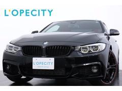 BMW435iクーペ Mスポーツ 赤革 サンルーフ OP20AW