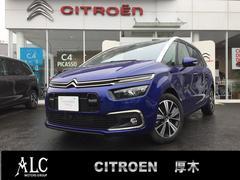 シトロエン グランドC4 ピカソフィール ブルーHDi限定200台 新車保証継承 デモカー