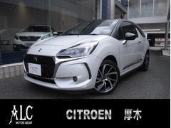 シトロエン DS3スポーツシック  新車保証継承 デモカー 自動ブレーキ