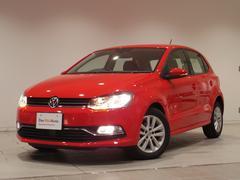 VW ポロ純正アルミ バックカメラ 純正ナビ 新車保証