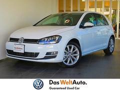VW ゴルフTSIハイライン ブラインドスポット ACC DSRC