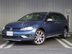 VW ゴルフオールトラックTSI 4モーション アップグレードパッケージ ナビ ACC