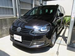 VW シャラン新車保証継承 電動スライドドア 純正SDナビ 駐車アシスト