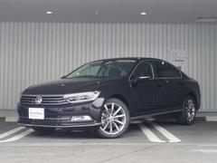 VW パサートハイライン テクノロジーpkg 黒革 デジタルメーター ナビ