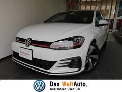 VW ゴルフGTIベースグレード デモカー 新車保証継承 試乗可