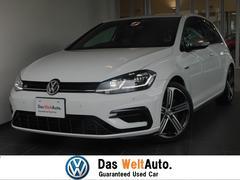 VW ゴルフR純正SDナビ ETC レザーシート 純正ホイール
