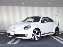 VW ザ・ビートルターボ クールスターパッケージ 純ナビ Bカメラ認定中古車
