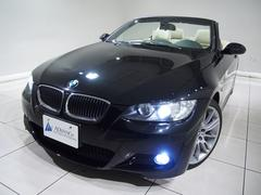 BMW335iカブリオレMスポーツPKG後期7DCTアイボリー革