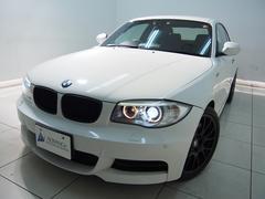 BMW135iMスポーツ7DCT電子シフト黒革HDDナビ外18AW