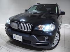 BMW X53.0si7人乗り黒革HDDナビBカメラXenon18AW