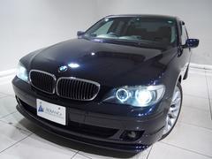 BMW740i25thアニバーサリーEDンボルド革フルセグBカメラ