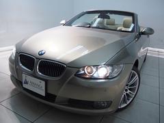 BMW335iカブリオレベージュ革HDDナビ地デジMスポ18AW