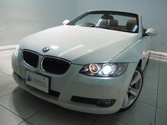BMW335iカブリオレ茶革BMWPeformanceマフラー禁煙