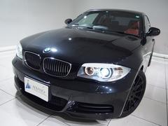 BMW135iMスポーツ7DCT電子シフト赤革HDDナビ外18AW
