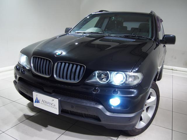 BMW 3.0iスポーツPKGパノラマSR黒革HDDナビ地デジ