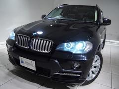 BMW X53.0si3.0L直6EG4WD電子シフト6ATフルセグ