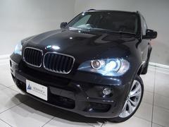 BMW X53.0siMスポ 1オーナー黒革SR地デジBカメ20AW