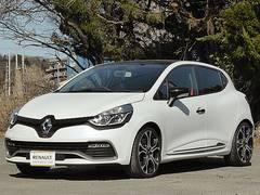 ルノー ルーテシアルノースポールトロフィー新車保証継承 マットホワイト ETC