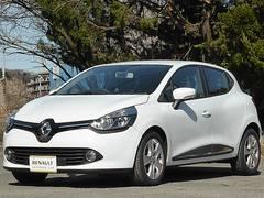 ルノー ルーテシアゼン 新車保証継承 タッチスクリーン 16inアルミ 禁煙車