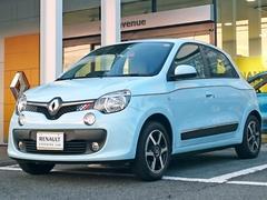 ルノー トゥインゴインテンス 新車保証継承 アイドリングストップ ETC