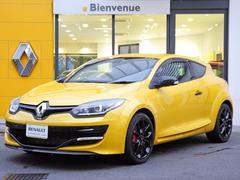 ルノー メガーヌルノースポール後期型 認定中古車 ワンオーナー 禁煙 ETC