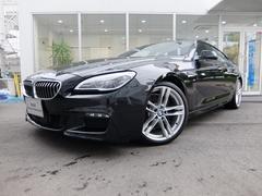 BMW640iグランクーペ Mスポーツ サンルーフ ACC 黒革