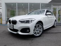 BMW118d Mスポーツ 2年保証付 パーキングサポートP