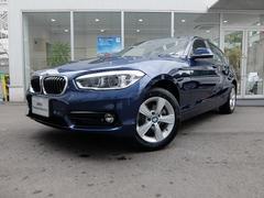 BMW118d スポーツ 2年保証付 パーキングサポート