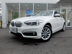 BMW118i スタイル 2年保証付 パーキングサポート