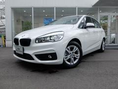 BMW218iアクティブツアラー 2年保証付 パーキングサポート