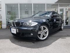 BMW130i Mスポーツ 6ヵ月保証 ブラックレザー ナビ