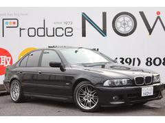 BMW530i Mスポーツ 弊社管理車両 サンルーフ 禁煙車
