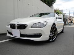 BMW640iカブリオレ 白革 HDDナビ 地デジ 20AW