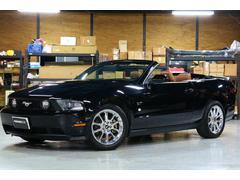 フォード マスタング V8 GTコンバーチブル プレミアム サドルレザー(フォード)