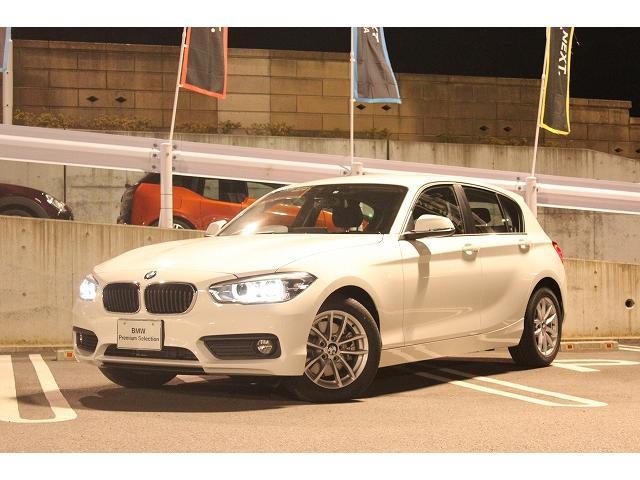 BMW 1シリーズ 118d 弊社デモカー LED バックカメラ ...