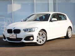 BMW118i Mスポーツ 弊社デモカー バックカメラ LED