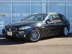 BMW523dツーリング ラグジュアリー 弊社デモカー HID