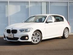 BMW118i Mスポーツ バックカメラ リヤセンサー LED
