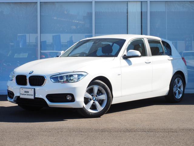 BMW 1シリーズ 118d スポーツ弊社デモカークルコンバックカ...