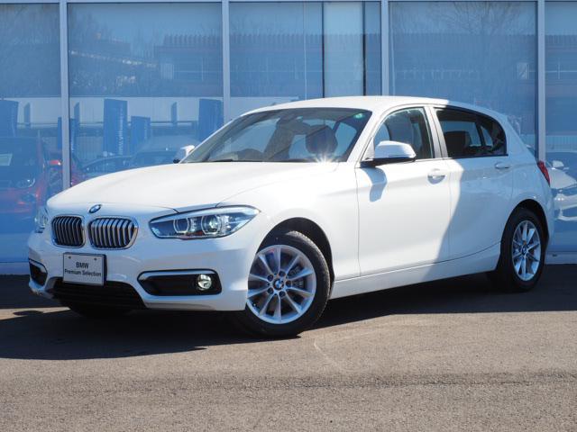 BMW 1シリーズ 118d スタイル 弊社デモカー 半革シート ...