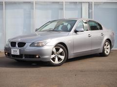 BMW525iハイラインパッケージ 黒革 シートヒーター ETC