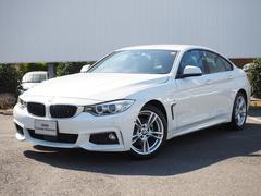 BMW420iグランクーペ Mスポーツ 弊社デモカー HID