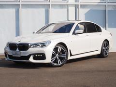 BMW750i レーザーライト茶革衝突安全サンルーフ全周囲カメラ