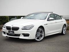 BMW640iグランクーペ Mスポーツ ヘッドアップD黒革ACC