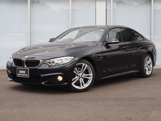 BMW 4シリーズ 420iグランクーペ Mスポーツ シートヒータ...