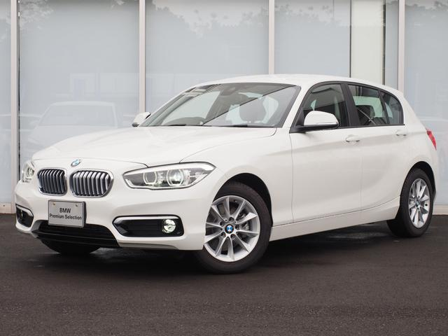 BMW 1シリーズ 118d スタイル 弊社デモカー LEDヘッド...
