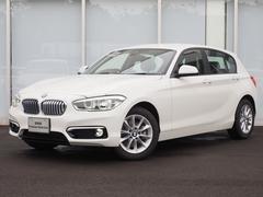 BMW118d スタイル 弊社デモカー LEDヘッドライト ETC