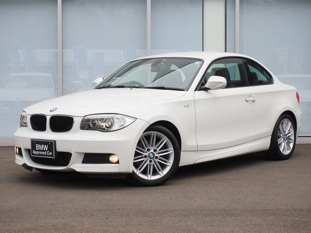 BMW 1シリーズ 120i Mスポーツパッケージ 黒半革 1オー...