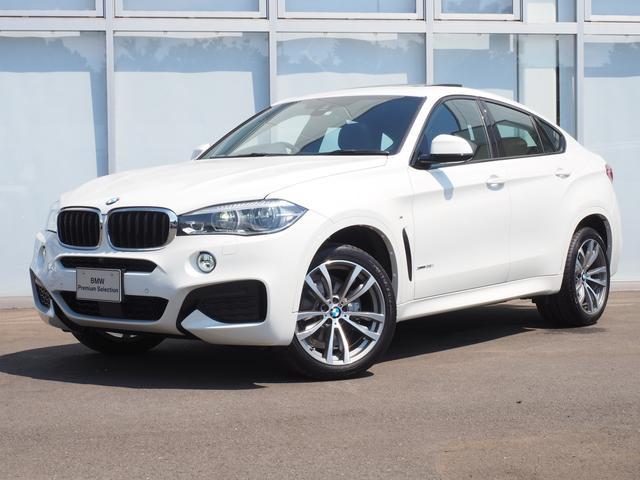 BMW xDrive 35i Mスポーツサンルーフ黒革安全装備